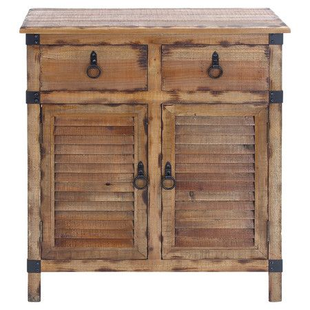 Found it at Wayfair - Lindsey Cabinet in Natural