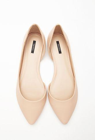 promo code 3856e fe367 Nude Flats | Capsule Wardrobe Ideas | Ballerinas zapatos ...