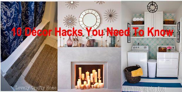 Mind Blowing DIY Hacks You Should Know!