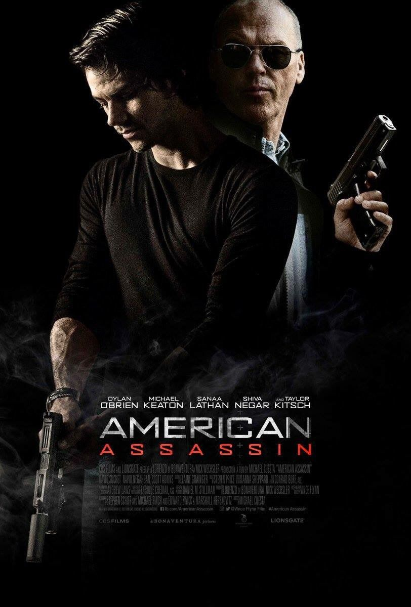 Return To The Main Poster Page For American Assassin 10 Of 10