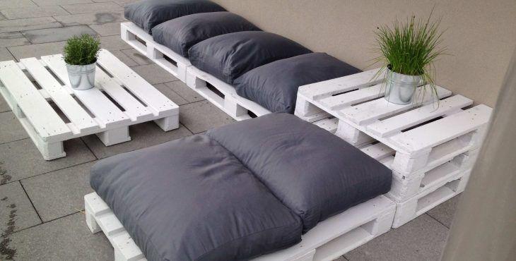 terraza con palets - Terraza Con Palets