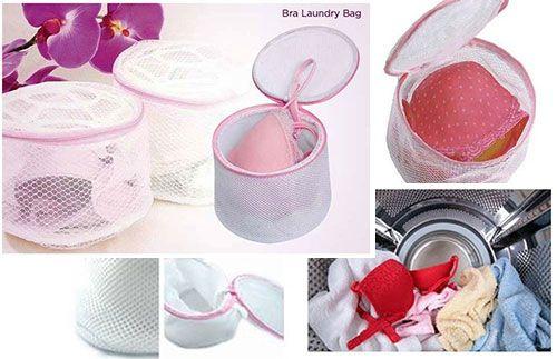 Bra Laundry Bag Kini Mencuci Bra Di Dalam Mesin Cuci Lebih Aman