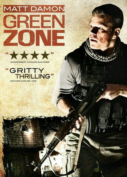 Green Zone 2010 Movies Movies Green Zone Thriller