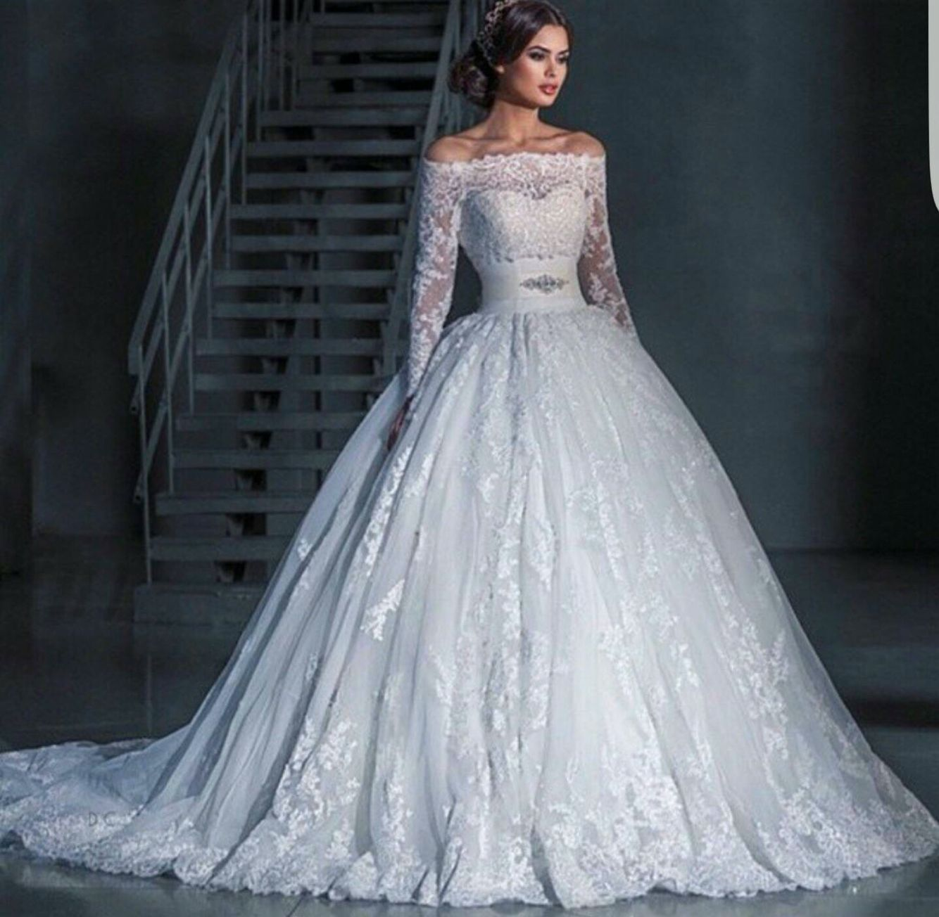 Wedding gown | weddings and dream houses make me happy | Pinterest ...