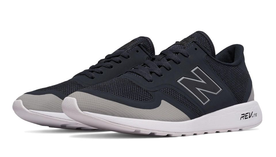 b2cade4000 420 Re-Engineered, Navy with Light Grey | Shoes | New balance 420 ...