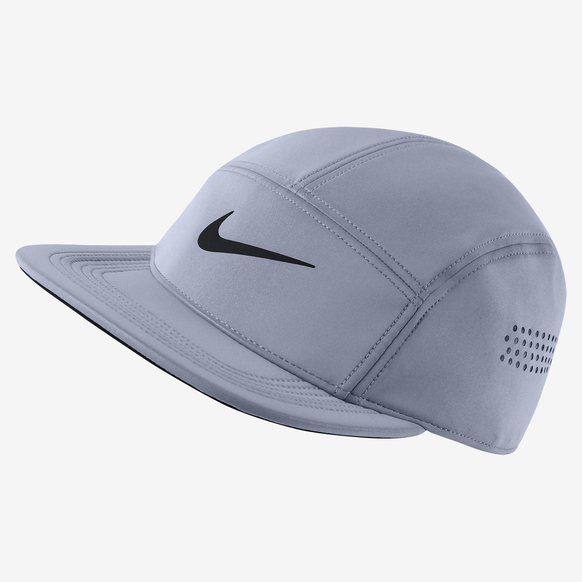Not the prettiest five panel BUT the tech is pretty awesome - Nike Flash Adjustable  Hat.