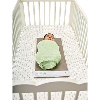 Tranquilo Portable Soothing Vibrating Baby Mat Gray Large