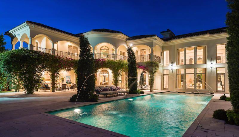 Sophisticated Boca Raton Estate 5,900,000 Waterfront