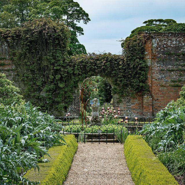 felbrigg hall walled garden garden wall garden england on walled id=51487