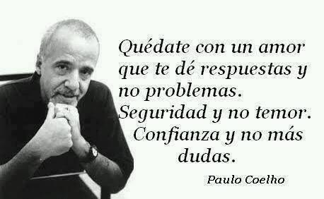 Pensamientos De Reflexion De Paulo Coelho