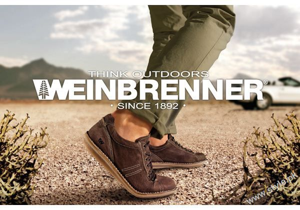 ba3449fd3fc Weinbrenner brand was created in 1892 by Albert Weinbrenner. Now the ...