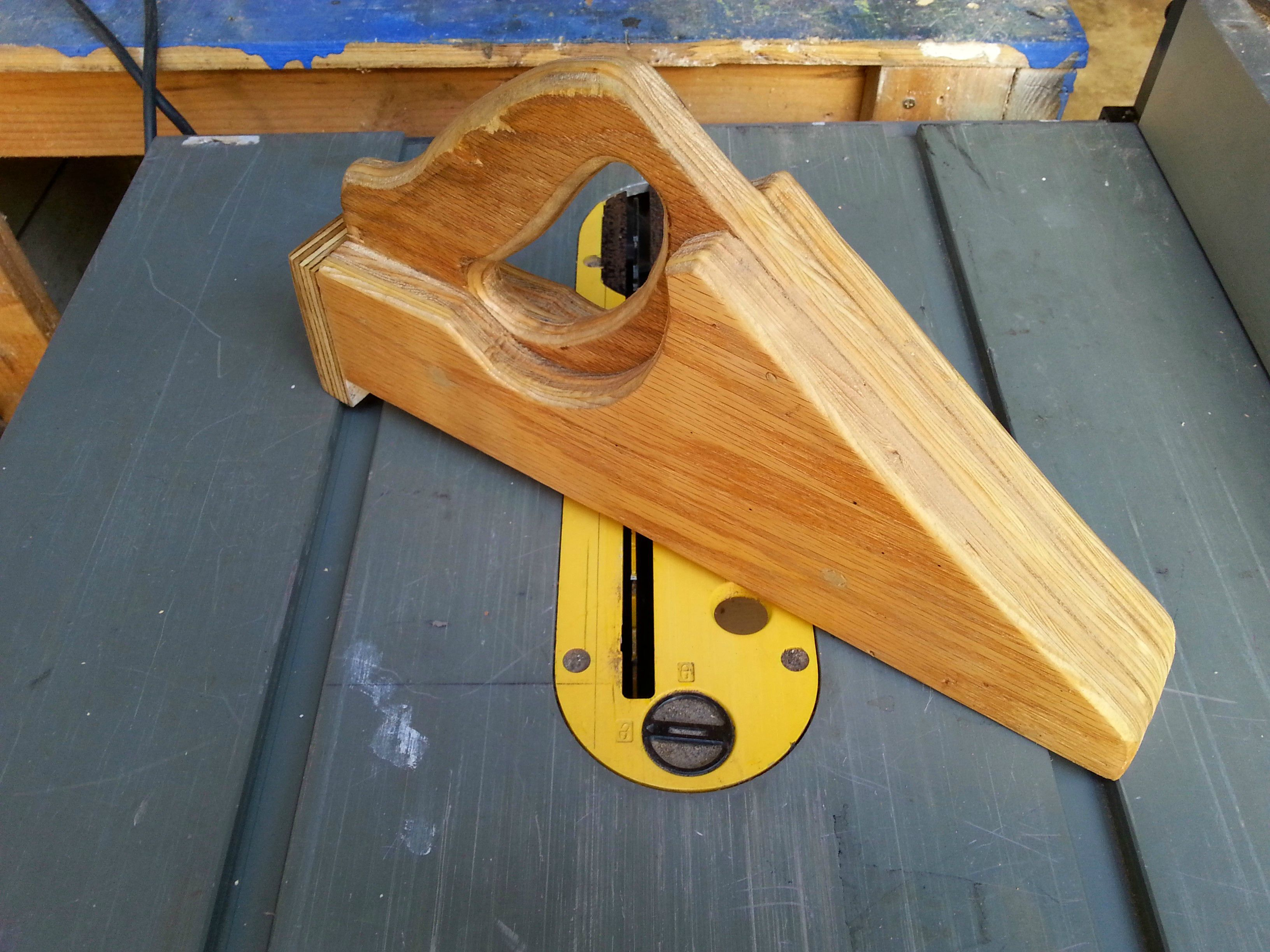 Imgur Table saw push stick, Woodworking saws, Table saw
