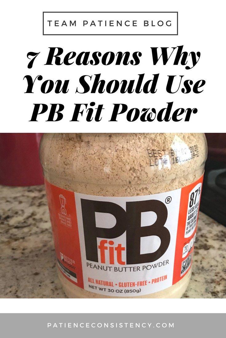 7 reasons why you should use pb fit powder bringing