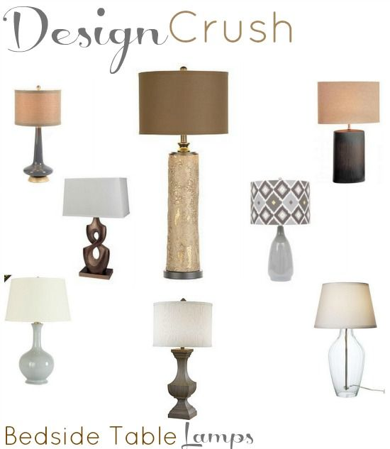 Inexpensive Table Lamps {under $100.00}.