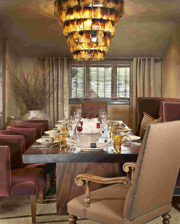Bachelor Gulch, Colorado   Modern dining room, Elegant dining, Elegant dining room