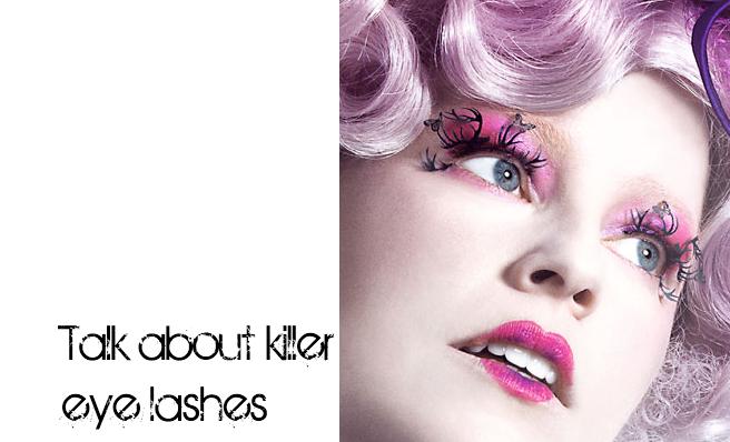 Sonya Ethel Makeup & Beauty: Katniss Everdeen (Catching