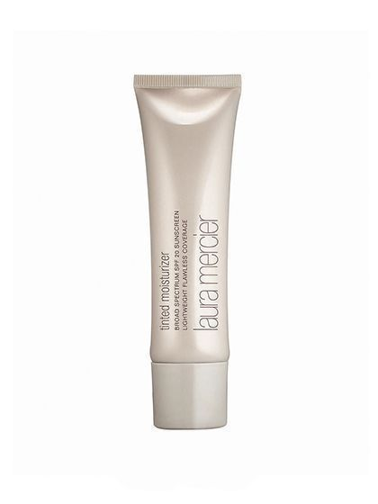 Laura Mercier Tinted Moisturizer SPF 20: This pigmented moisturizer provides just the right amount of coverage and feels lightweight.   allure.com