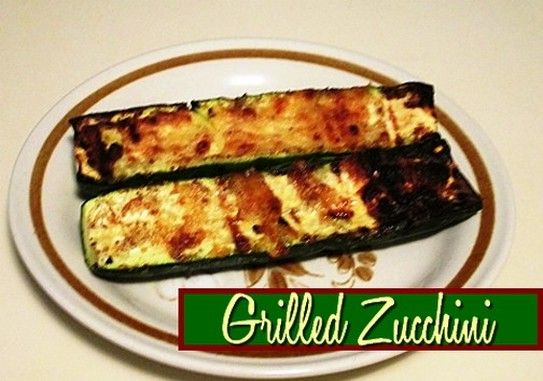 Grilled Zucchini http://www.momspantrykitchen.com/grilled-zucchini.html