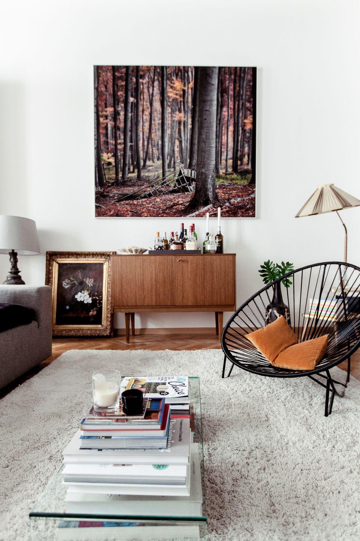 Квартира в Вене | Studio apartment, Vienna and Atelier