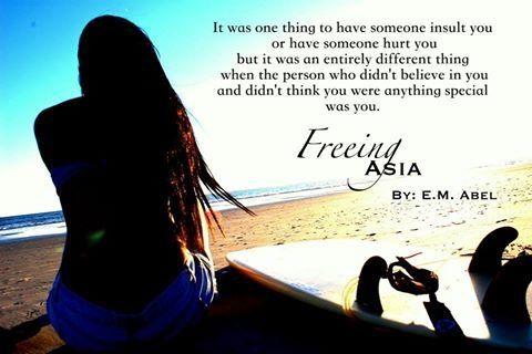 Freeing Asia by EM Abel