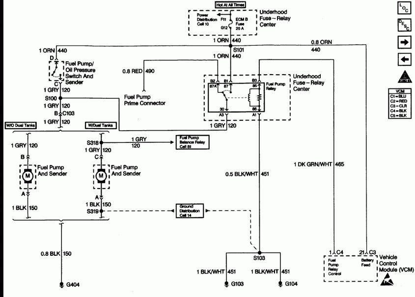 Ecm Pin Diagram For 1998 Chevy Truck And Chevy Truck V Changed Fuel Pump Out And In 2020 Chevy Trucks Chevy 1500 Chevy