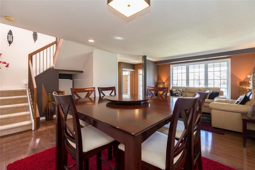 2372 Le Ruisseau Circle Ottawa Ontario Property Listing MLSR 1010072 Dining TableDining