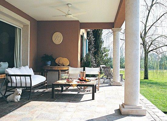 Galerias de casas buscar con google ideas para una for Sofas para porches