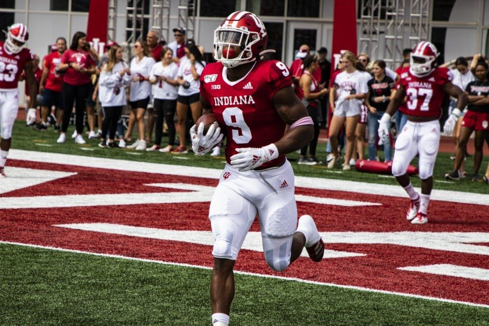 Indiana Football Weekly Indiana Vs Ohio State Review And Iu