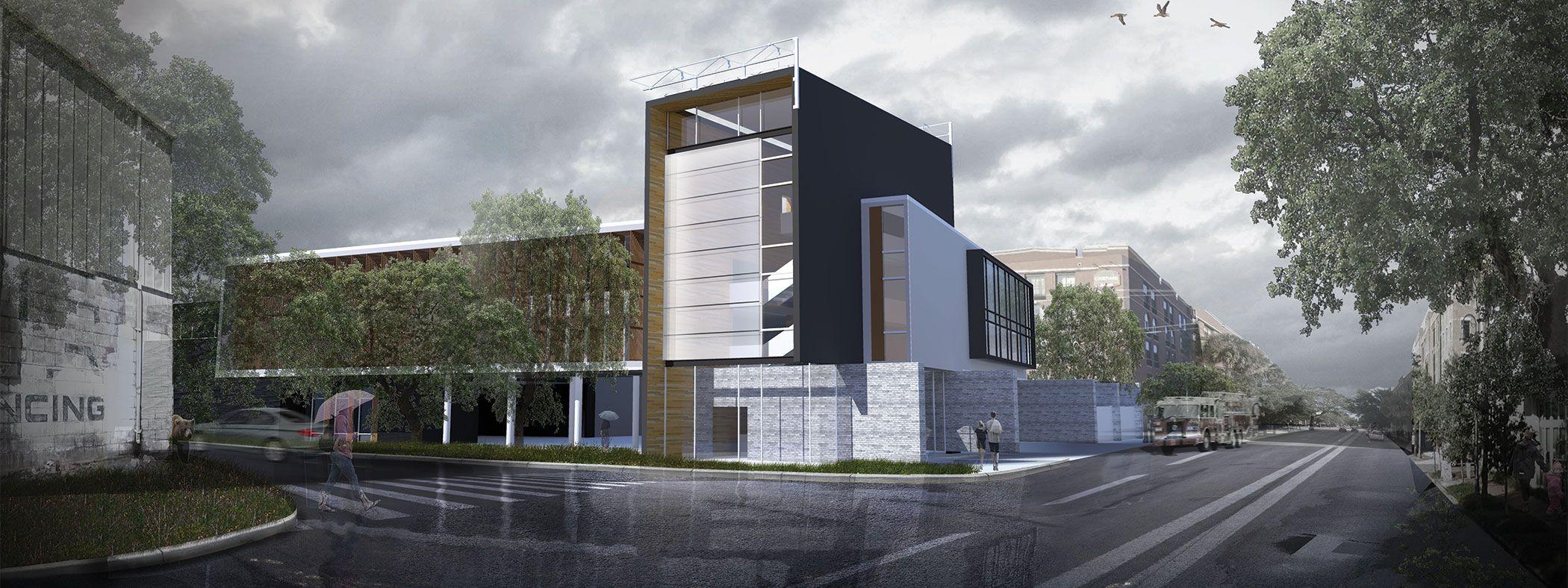 Master of Architecture School of Architecture