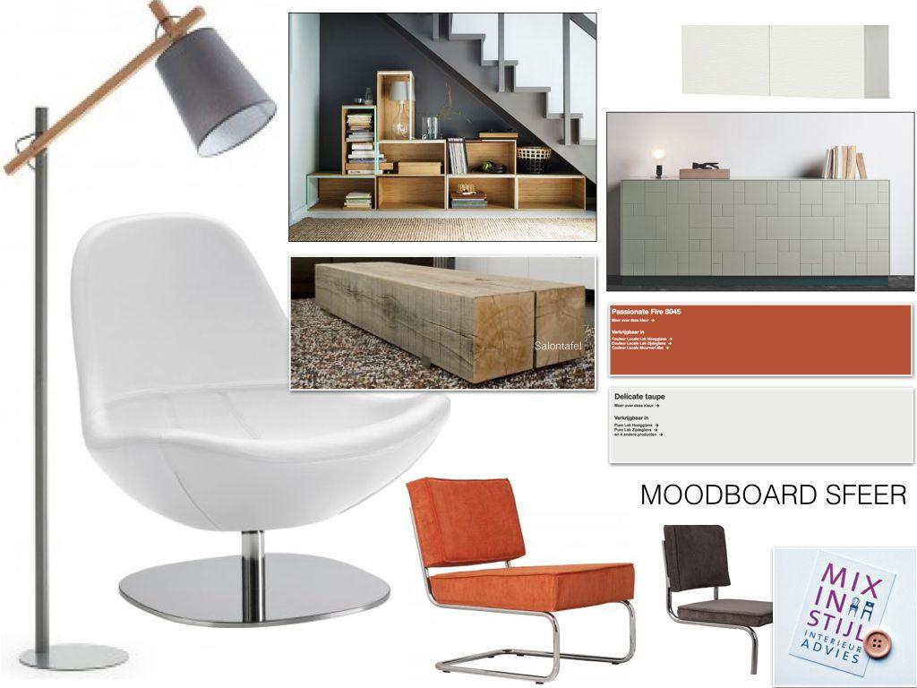 Moodboard sfeer en kleur interieur edwin wijchen for Interieur kleur