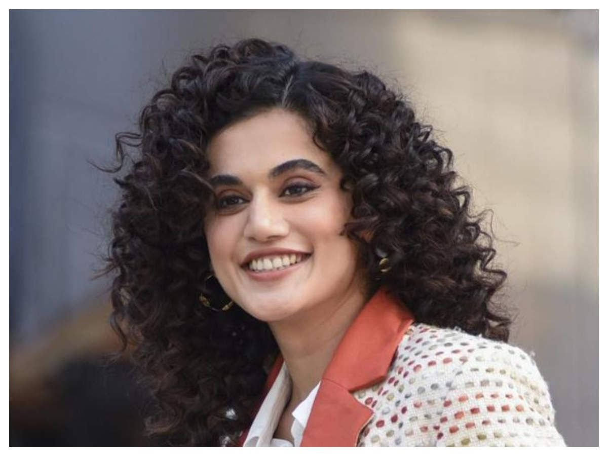 Taapsee hails SCs decision on women in Army