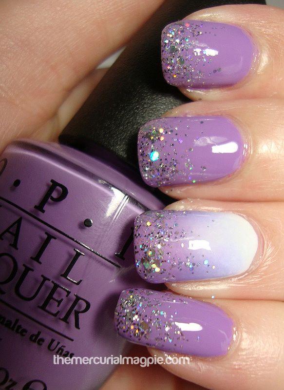 OPI Do You Lilac It? Purple Nail Art Idea - OPI Do You Lilac It? Purple Nail Art Idea Nail Art Pinterest