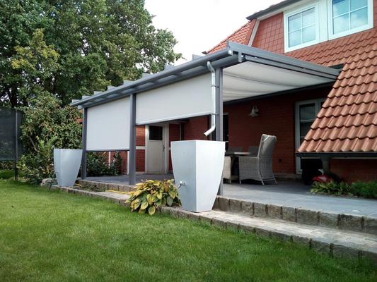 terrassendach buxtehude terrasse pinterest terrassendach terassen berdachungen und. Black Bedroom Furniture Sets. Home Design Ideas