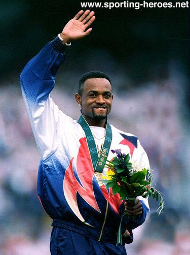 Kenny Harrison U S A 1996 Olympic Champion 1991 World Champion Olympic Champion Olympics Track And Field