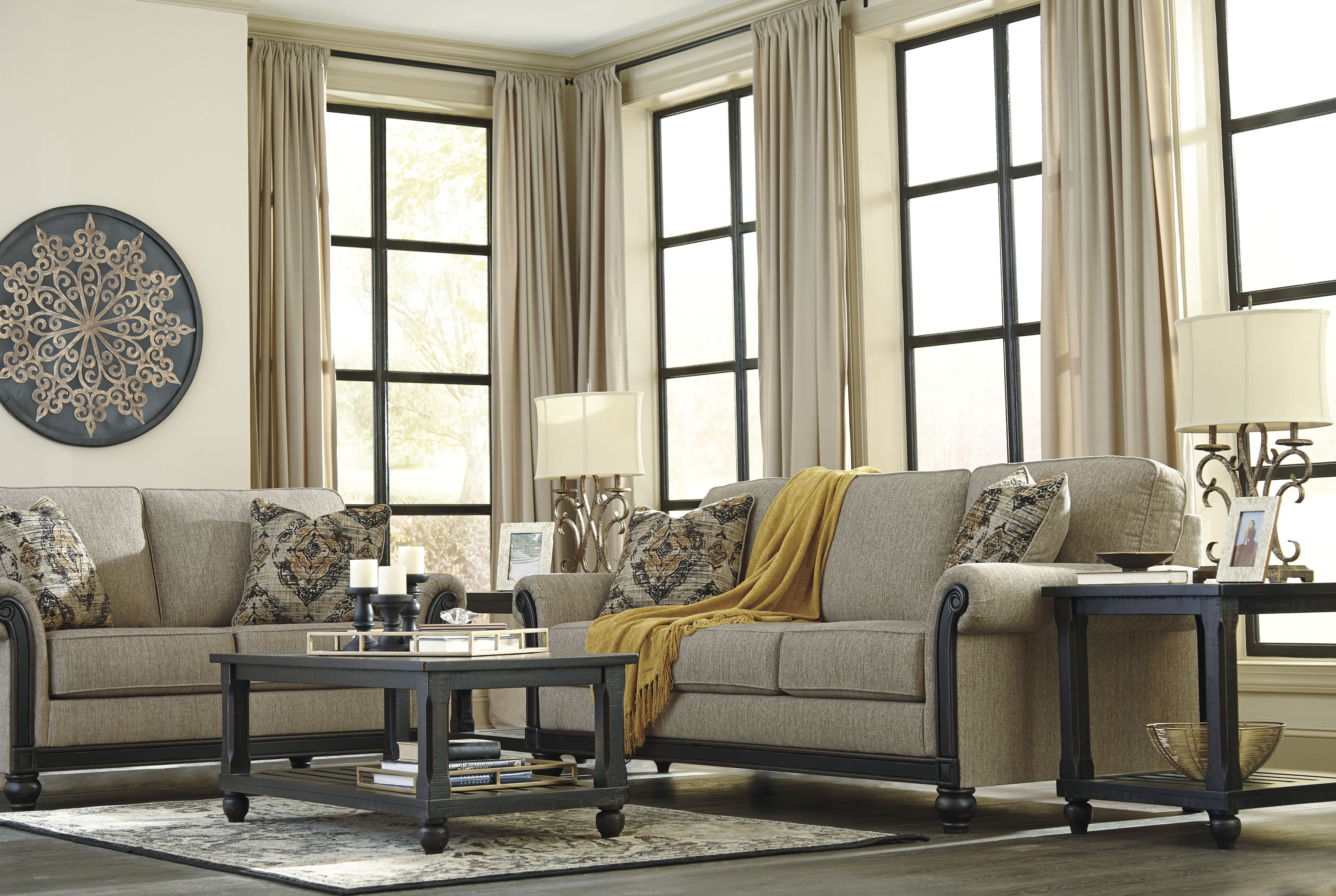 Ashley Blackwood Sofa Homemakers Furniture Homemakers