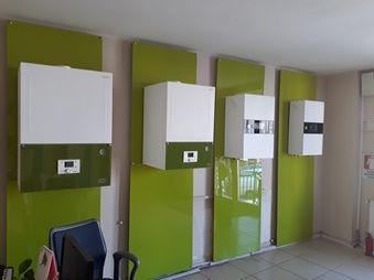 Wall Mounted Condensing Gas Boiler Daxom Navidens Efficience 108 1