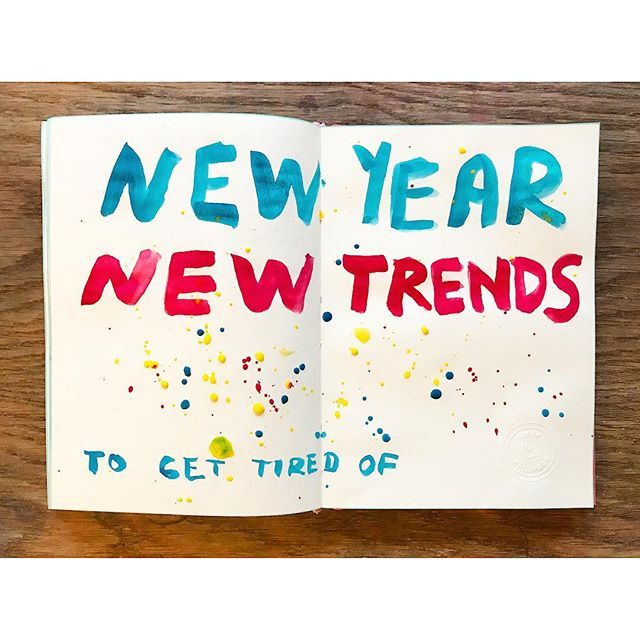 Keep the spirit up and have a Happy New Year!  #abundance  #trendsetter  #creativityiskey