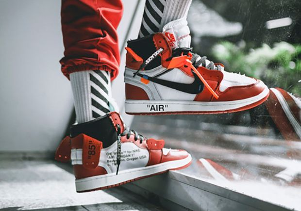 Nike X Off White Sneakers Nike x Off White Air Jordan 1