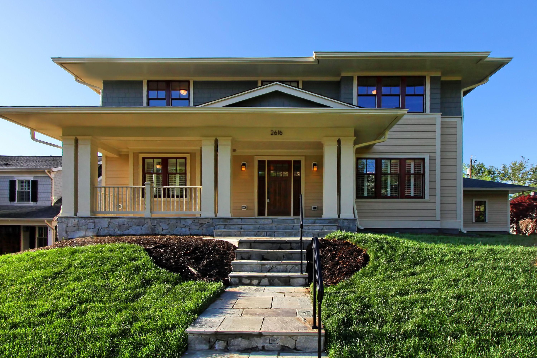 15 Stunning Craftsman Style House Ideas Prairie Style Houses Prarie Style Homes Craftsman Style Homes
