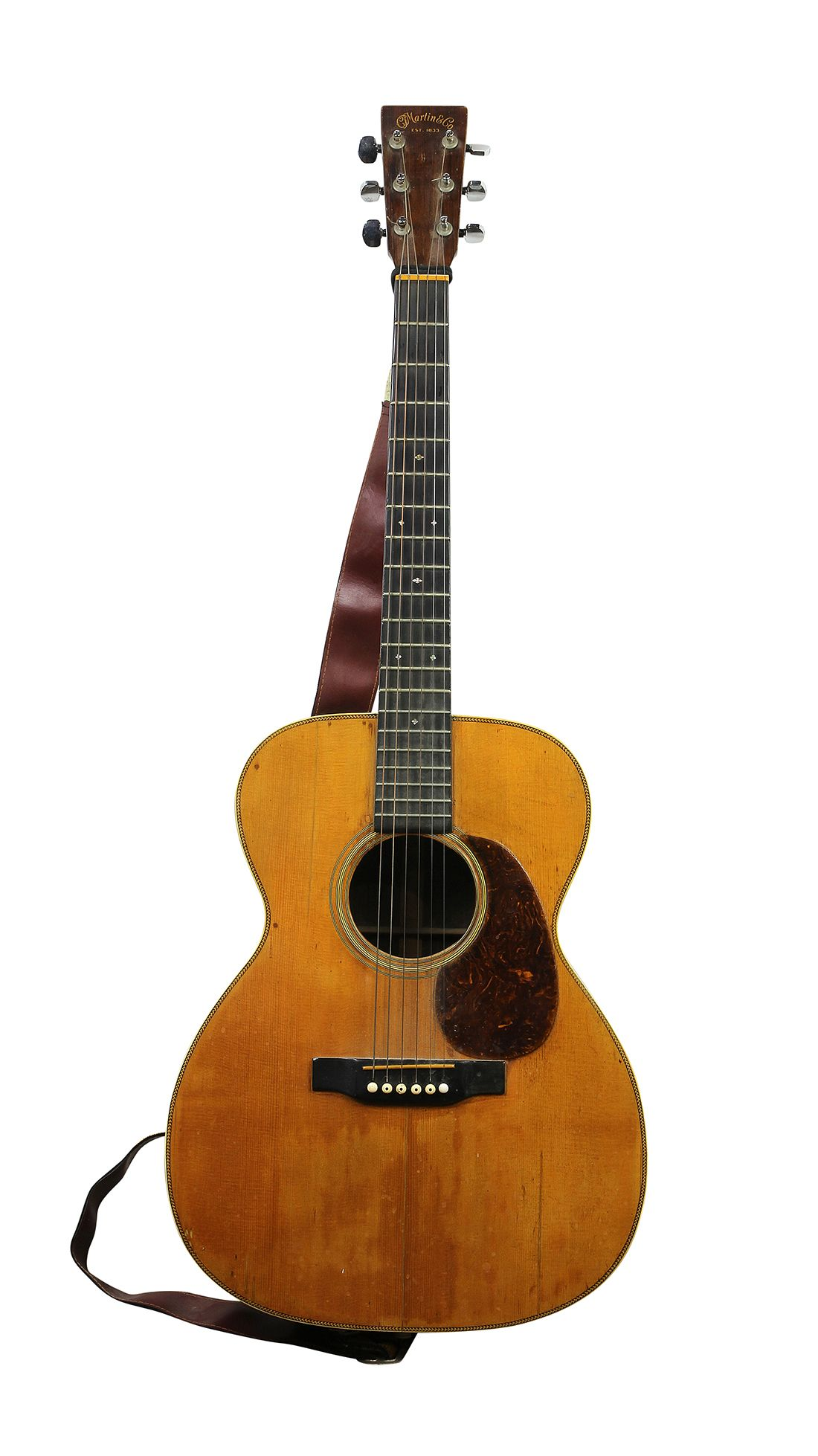 1939 Cf Martin And Co Nazareth Pa 000 28 Natural Acoustic Guitar Serial Number 72249 39 L Clars Auction Gallery Guitar Acoustic Guitar Acoustic