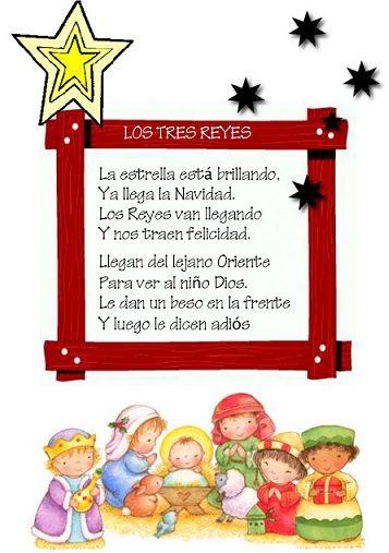 Poemas de navidad cortos para ni os varios pinterest - Cuentos de navidad para ninos pequenos ...