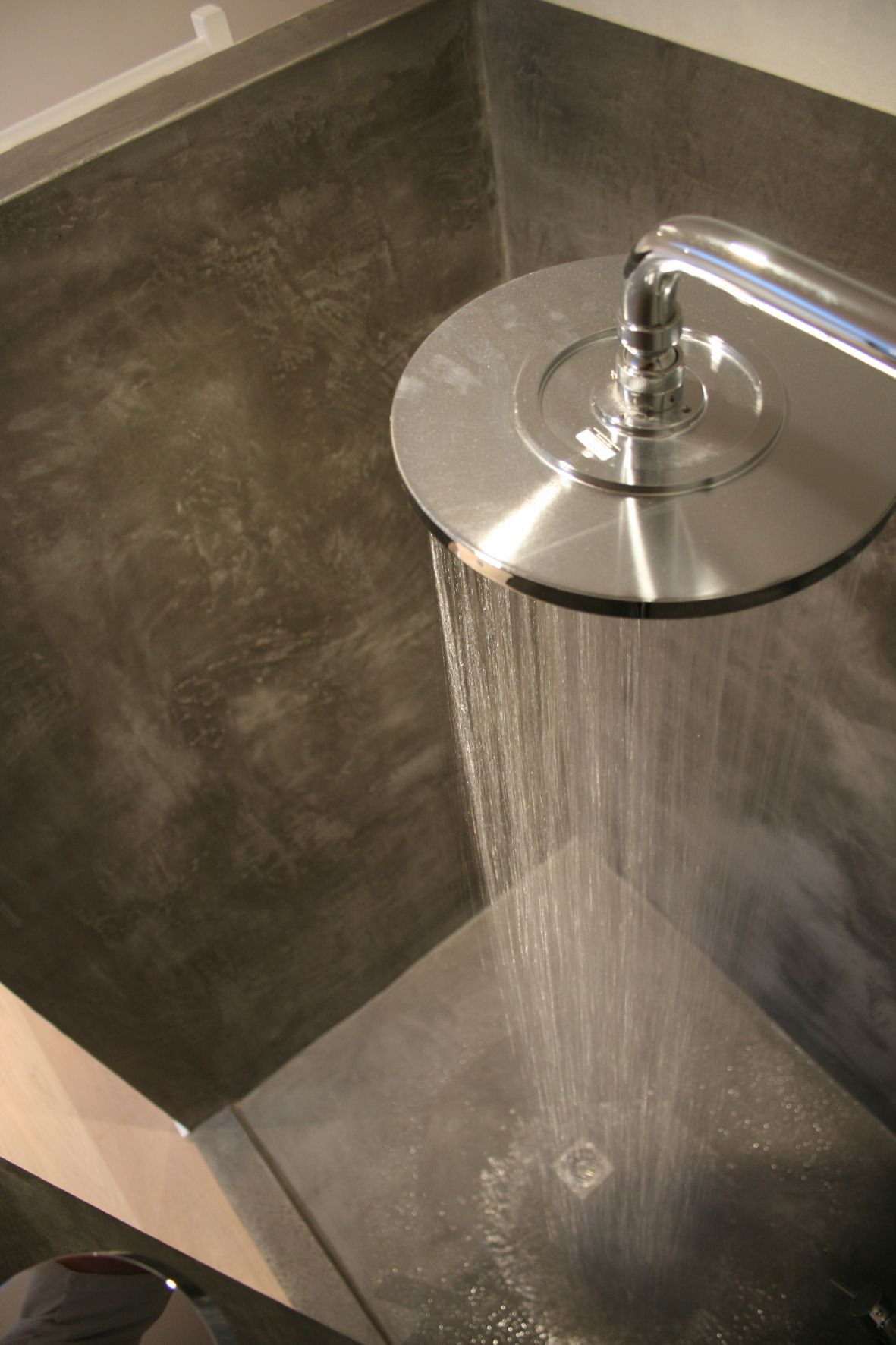 Prachtige douche | -- BEAL MORTEX® COLOR -- | Pinterest | Bath room ...