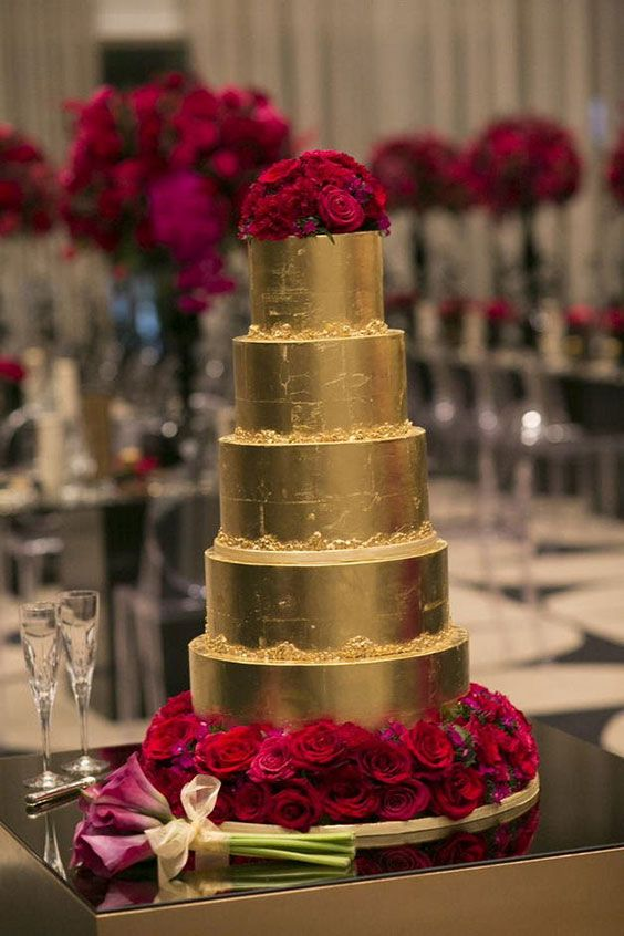 Red And Gold Themed Wedding Choice Image - Wedding Decoration Ideas