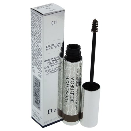0f545ee5 Diorshow Bold Brow Instant Volumizing Brow Mascara - # 011 Light by ...