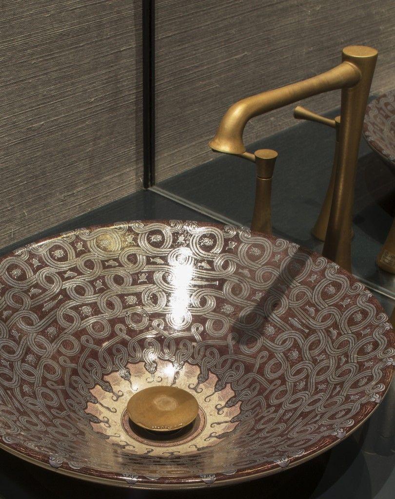 Roselind Wilson Design Creates Luxurious  Sq Ft Flat Slate - Kitchen sink snake