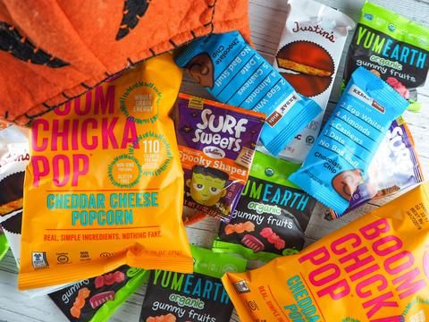 a few halloween tricks (and 1 new treat) at target fit goals