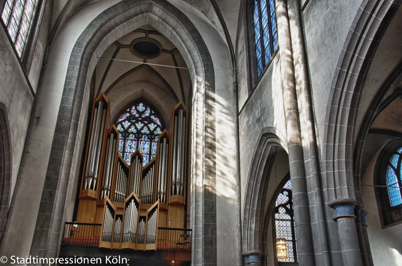 St Severin Koln
