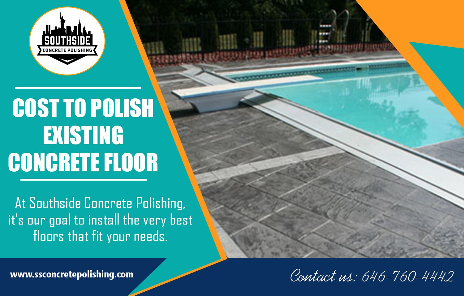 How Much Does It cost to polish the existing concrete