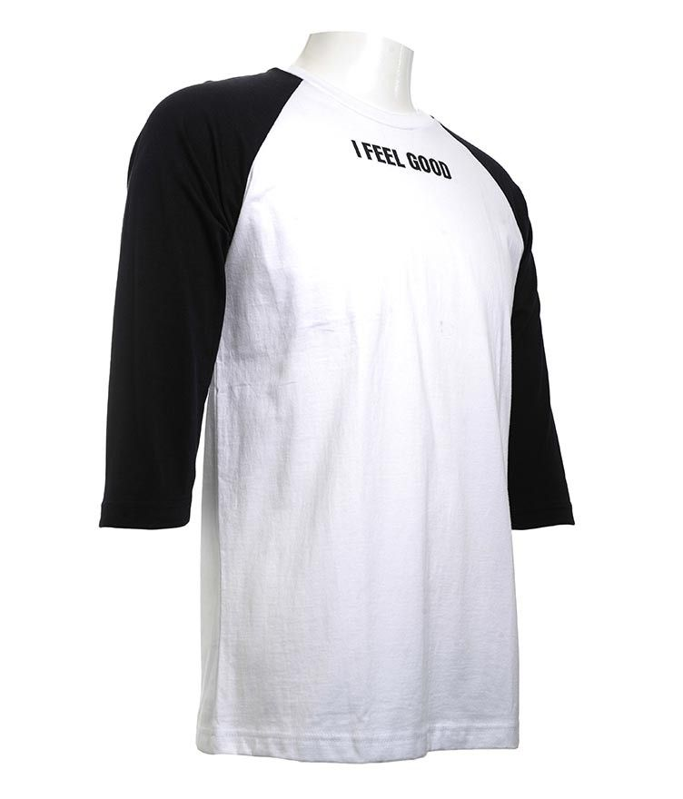 Men Apparel T Shirts Tees Raglan Elbow Sleeve Tee Bench Online Store Elbow Sleeve Tee Elbow Sleeve Tees