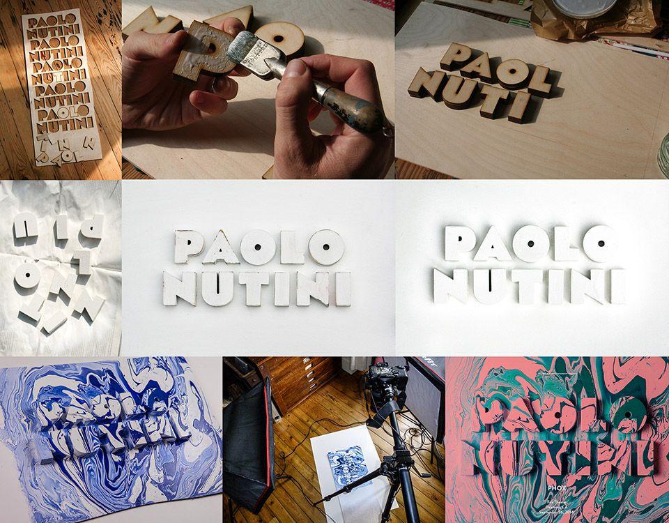 Steven Wilson Studio : Work : PAOLO NUTINI